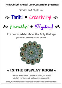 Doily Posters at IOLI