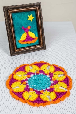 Love of Crochet, Belle Doily